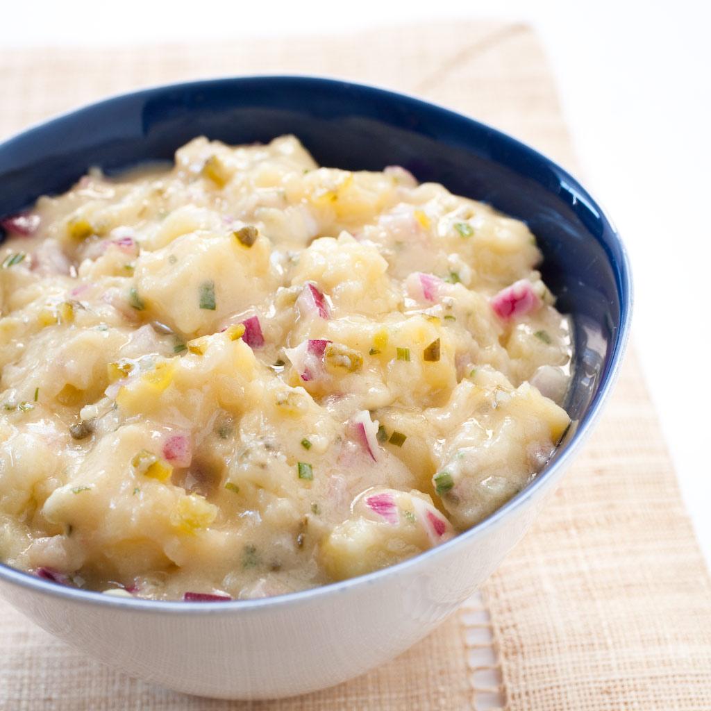 Austrian Potato Salad America S Test Kitchen