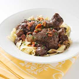 Coq Au Vin Recipe America Test Kitchen