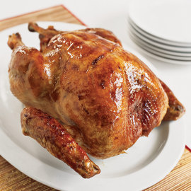Roasted Brined Turkey America S Test Kitchen