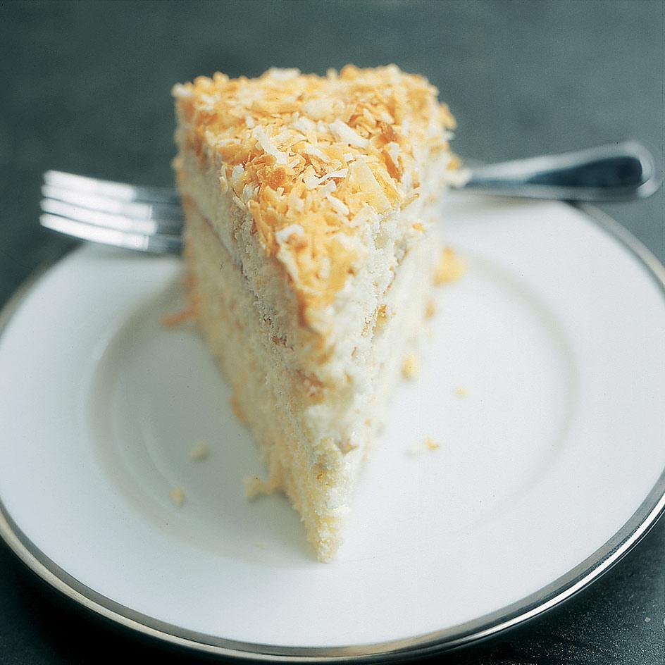 Coconut Layer Cake Recipe - America's Test Kitchen