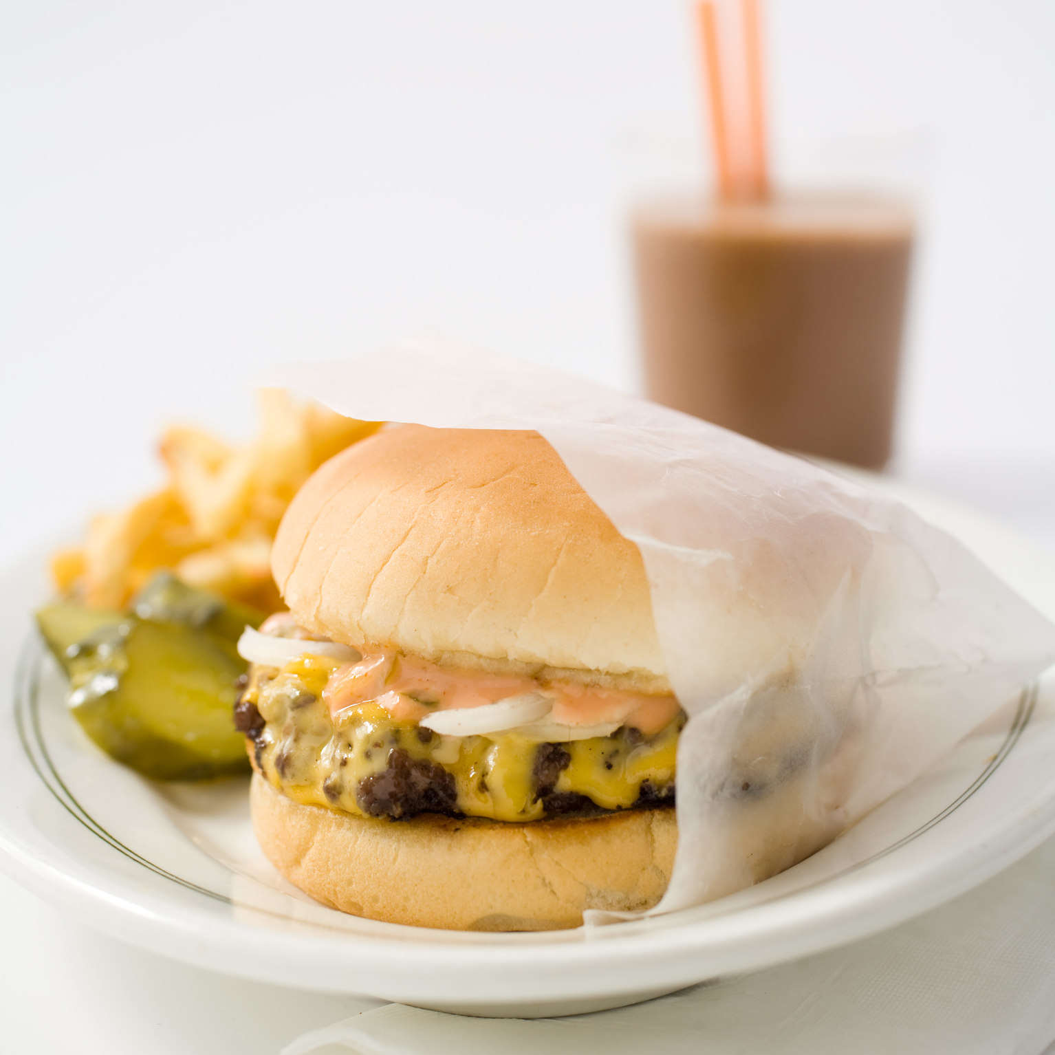 Best Old-Fashioned Burgers