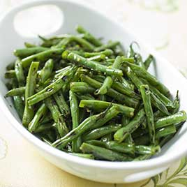 Sautéed Green Beans with Garlic and Herbs | Cook's Illustrated