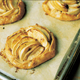 Rustic Free-Form Apple Tart