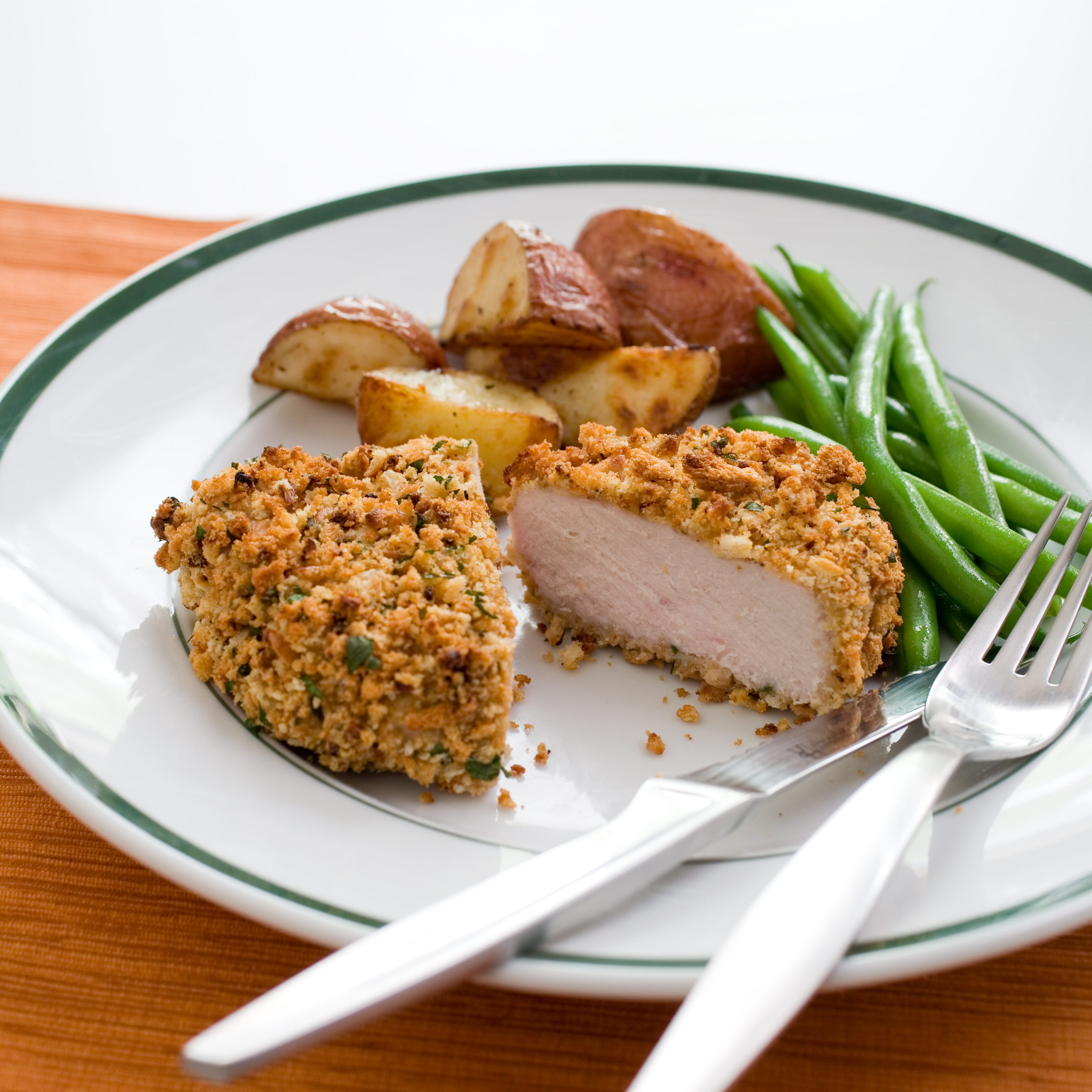 America S Test Kitchen Brine Pork Chop