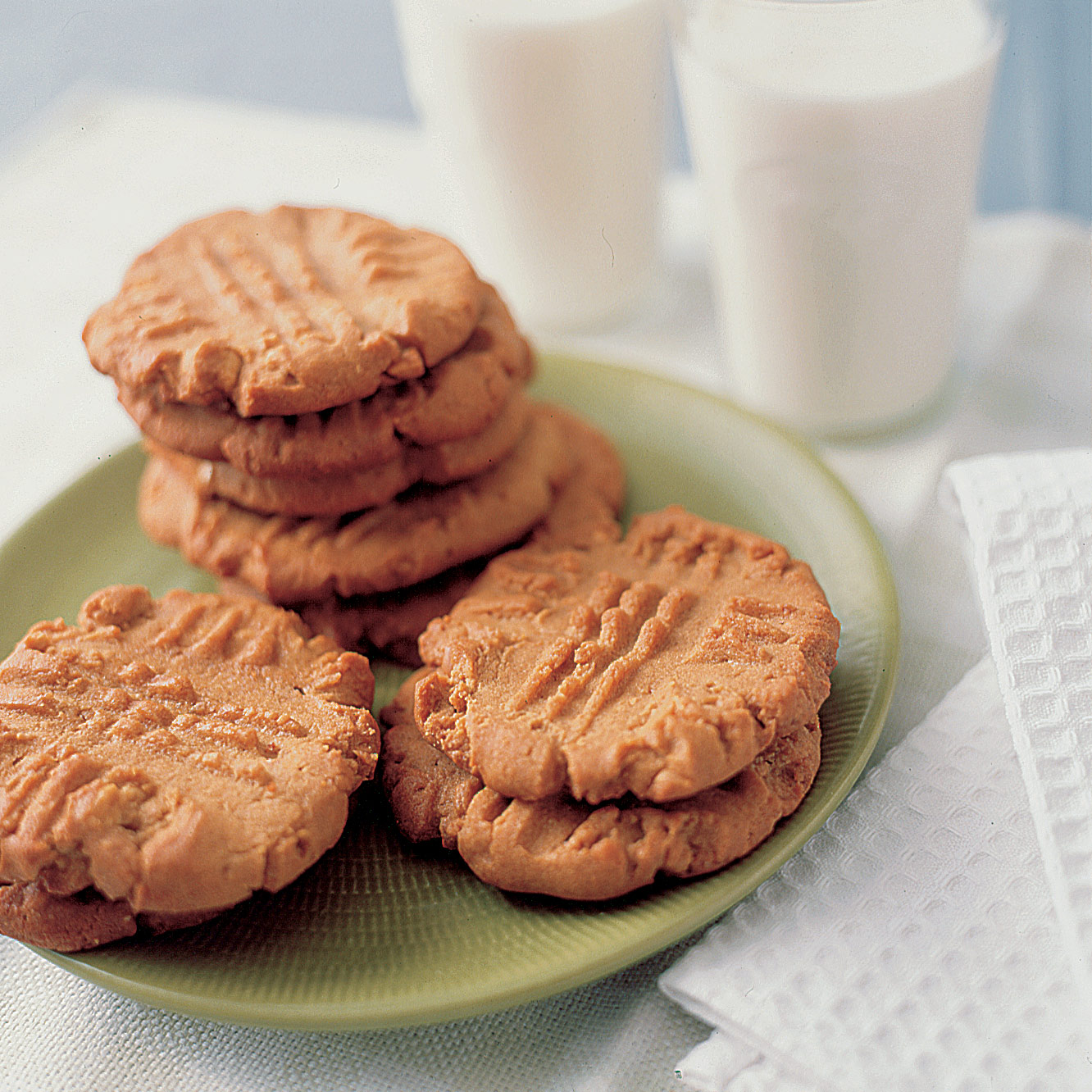 Big super nutty peanut butter cookies recipe america 39 s for America test kitchen gift ideas