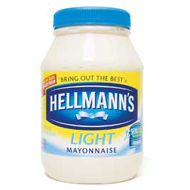 Low Fat Mayonaise 34