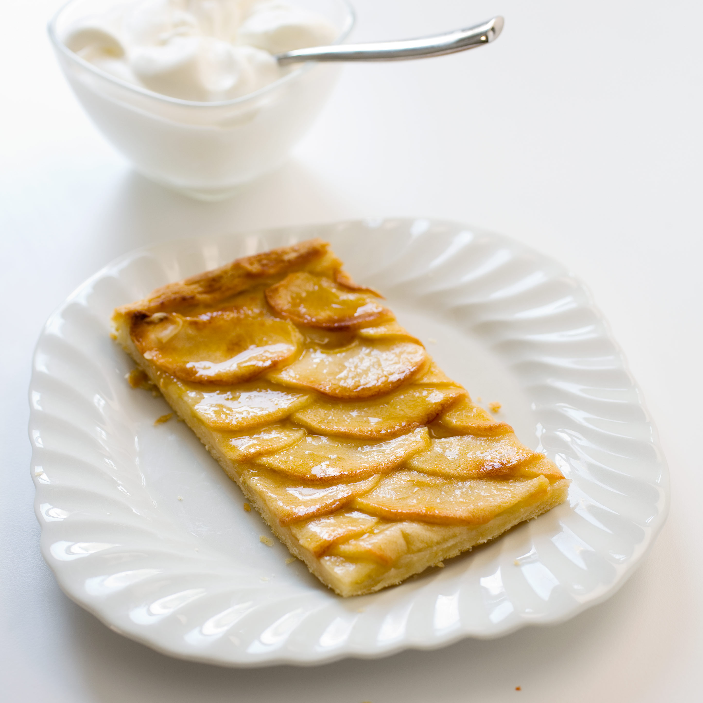 Apple Galette Recipe - America's Test Kitchen