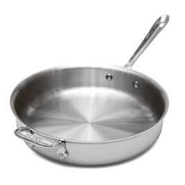 Best Saute Pans America S Test Kitchen