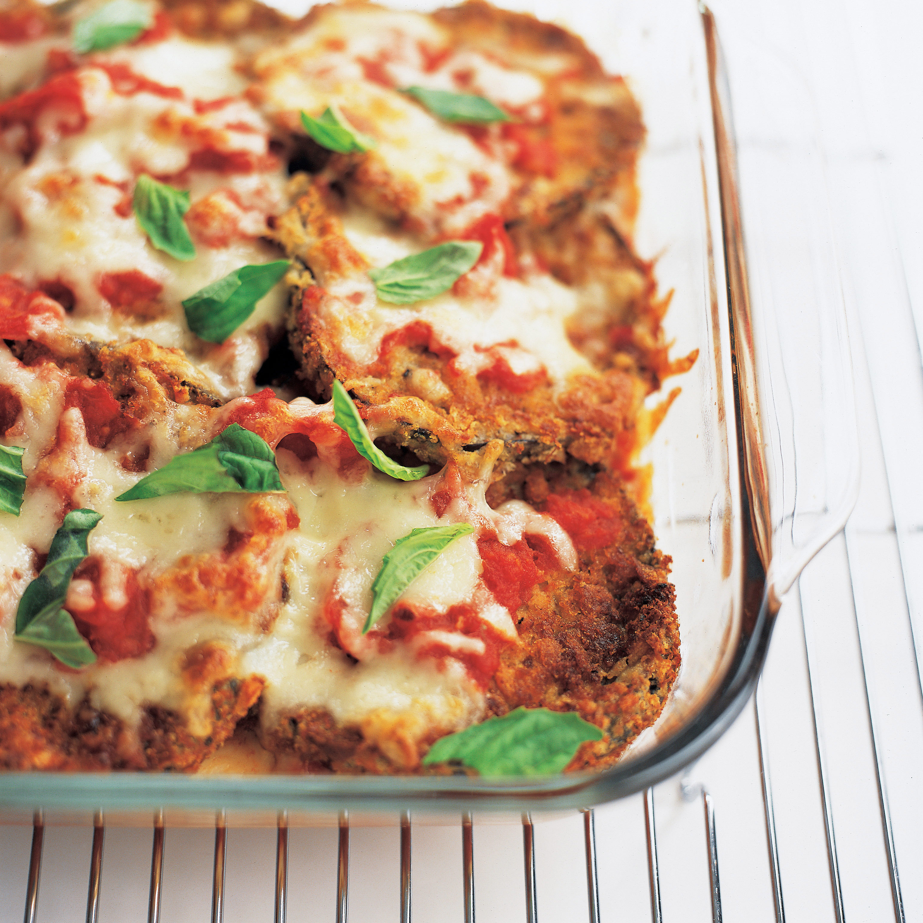 America S Test Kitchen Eggplant Parmesan