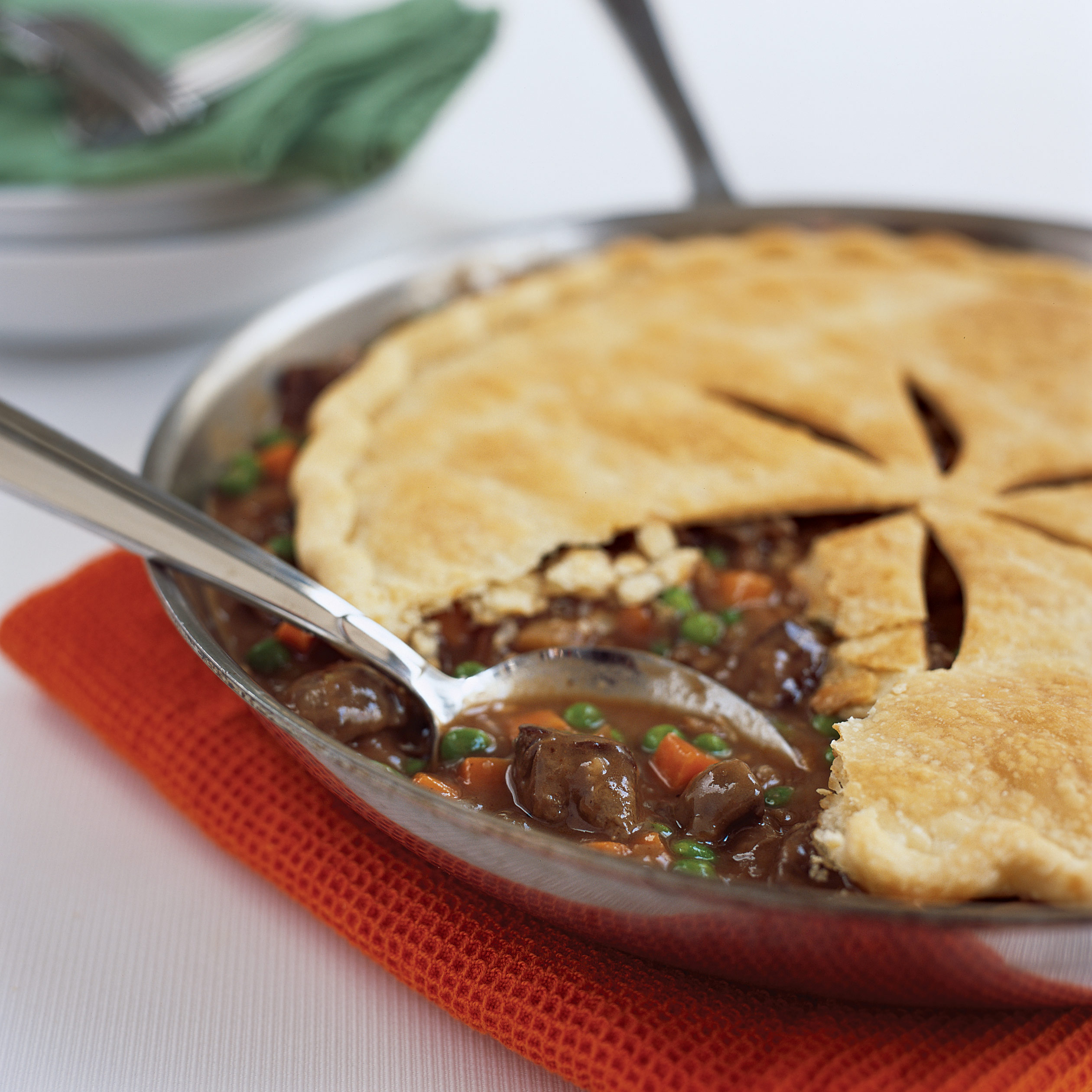 Skillet Beef Pot Pie America S Test Kitchen