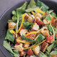 Grilled Potato and Arugula Salad with Dijon Mustard Vinaigrette