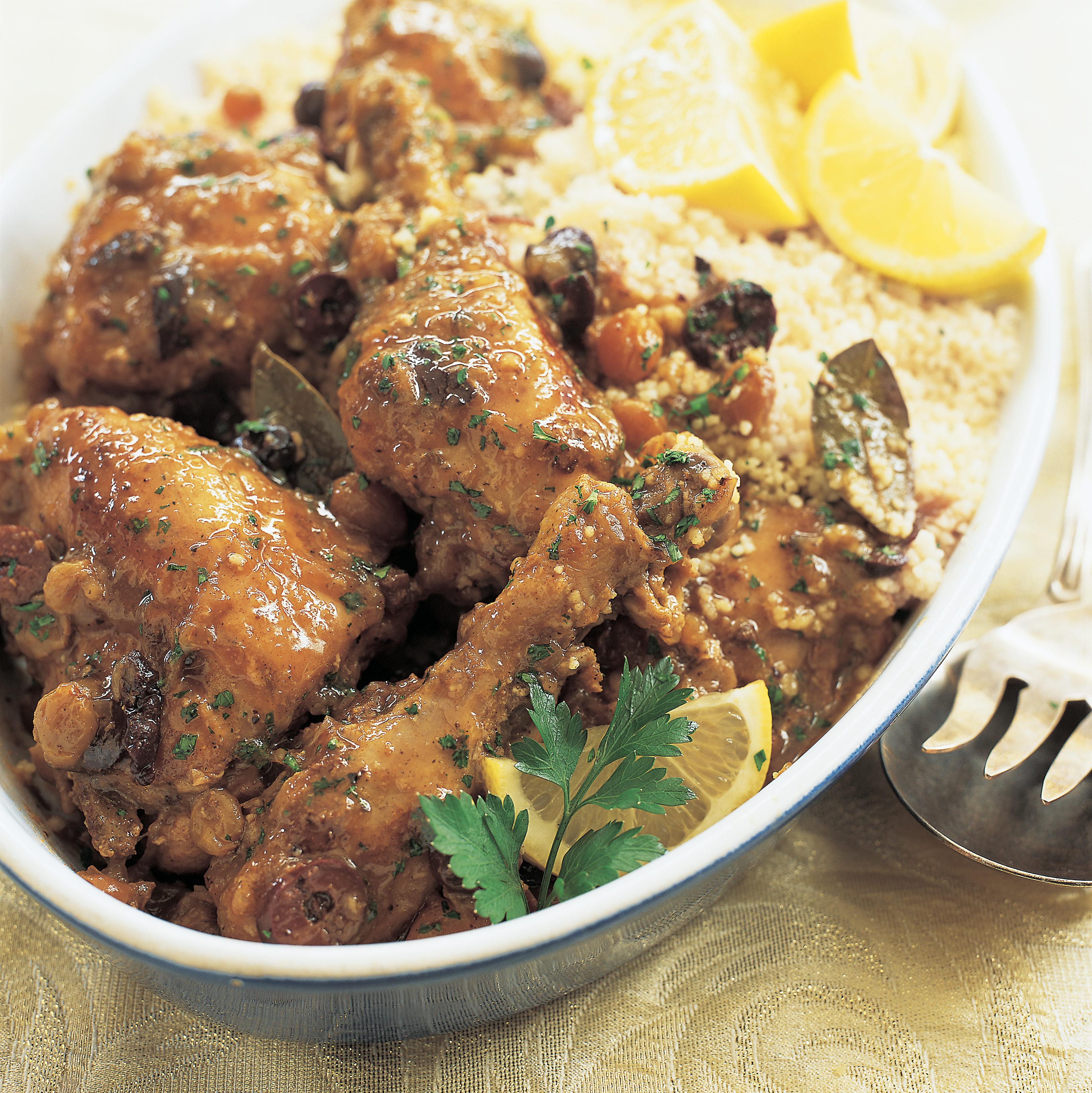Chicken Tagine America S Test Kitchen